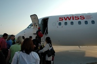 Swiss International Airlines Plane
