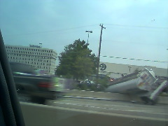 I-476 Truck Accident