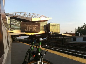 Howard Beach - JFK Subway Station